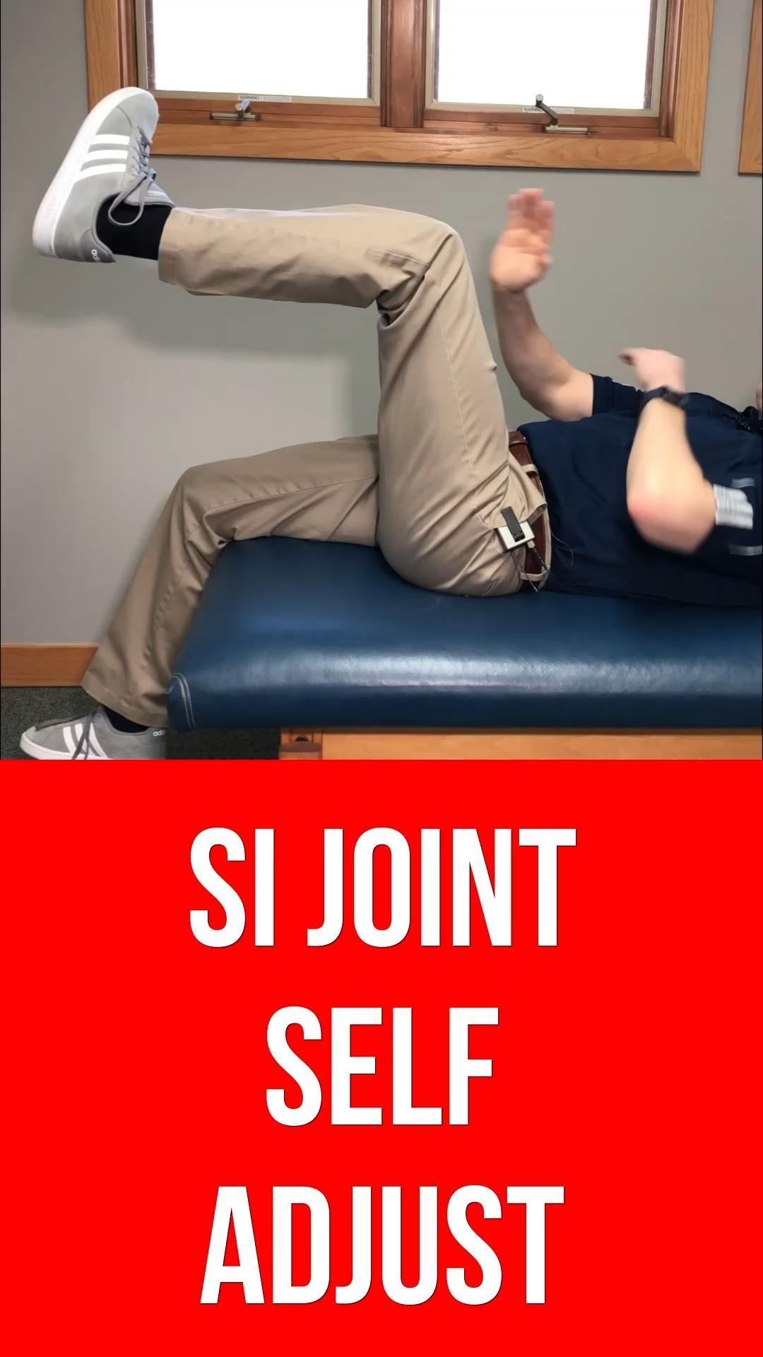 19+ Si joint self adjustment ideas