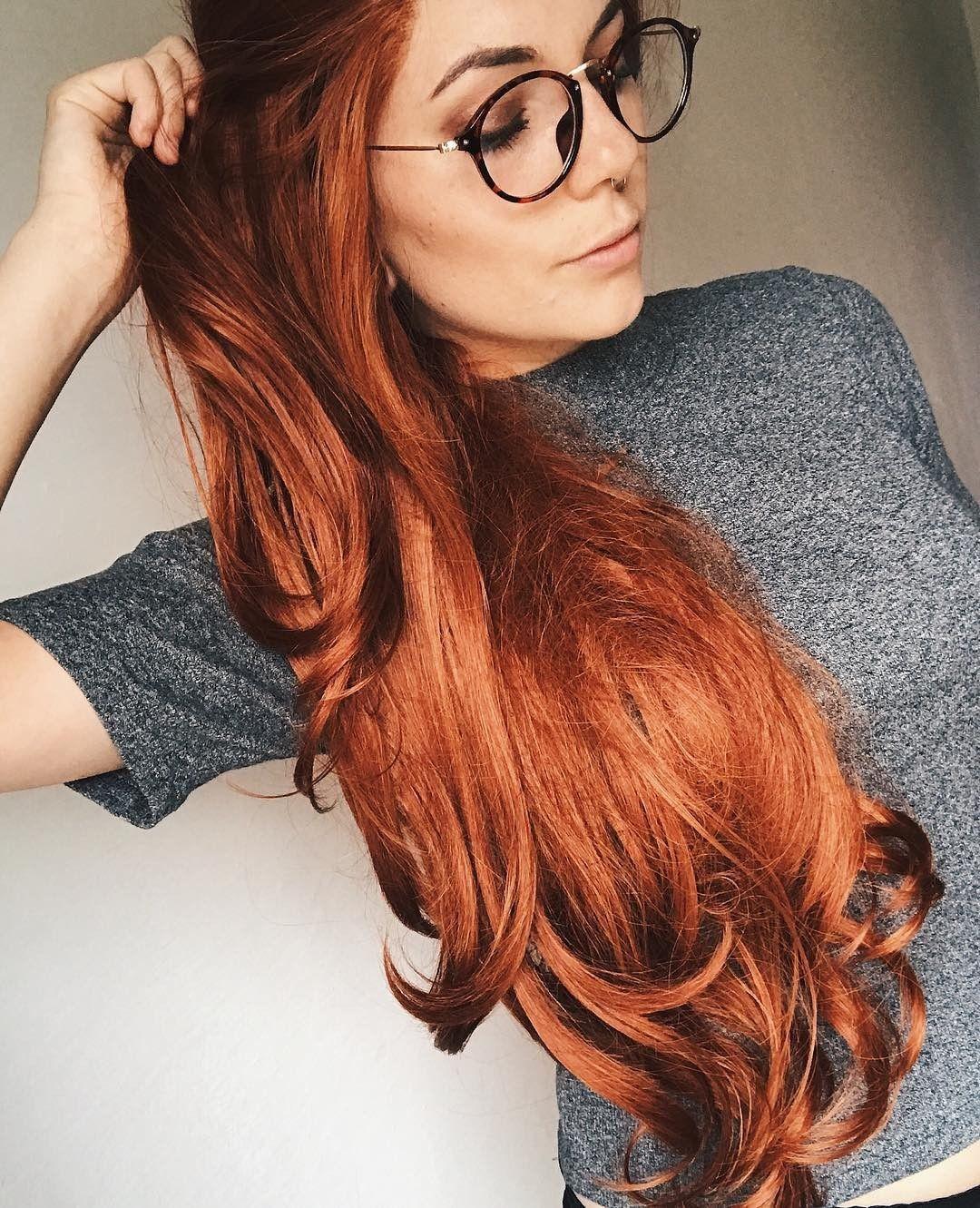 Gorgeous Red Hair Hair Pinterest Gorgeous Hair Color