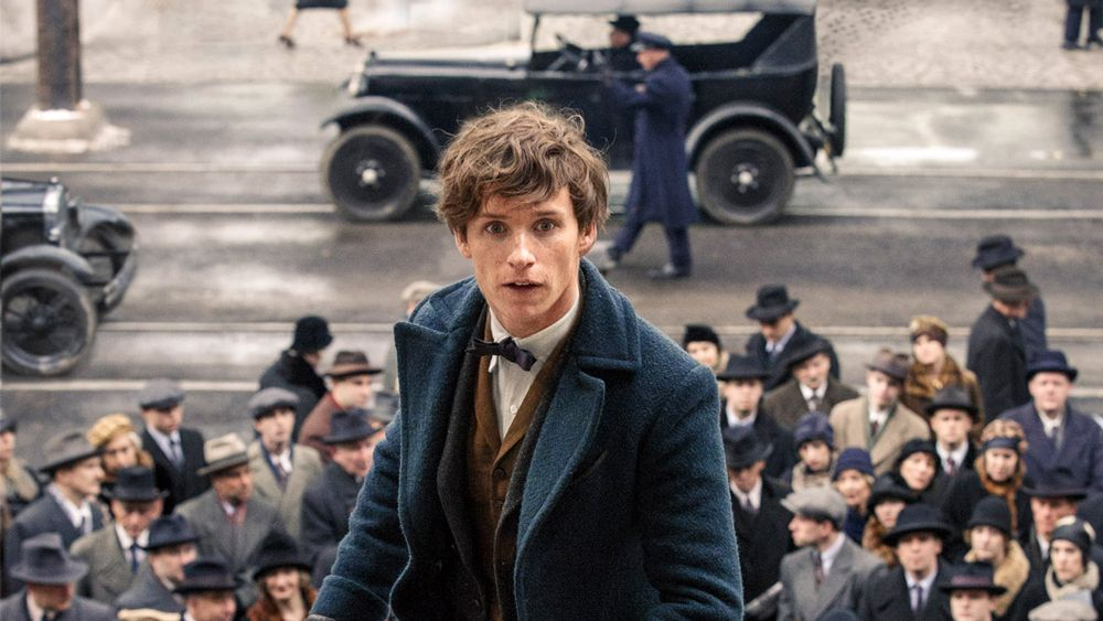 Second Fantastic Beasts Movie in the Works Release Set for Nov. 16 2018