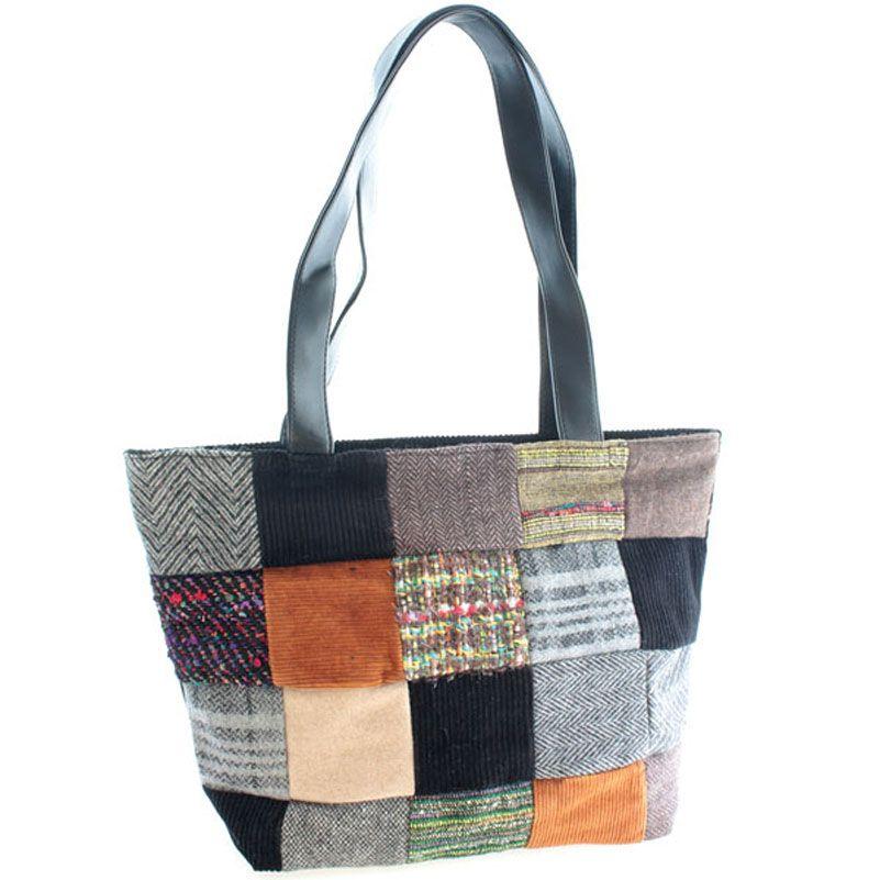Patchwork Handbags Patch Bag Lbt 935