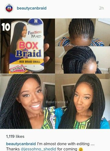 Crochet Box Braids By Beautycanbraid Crochet Braids