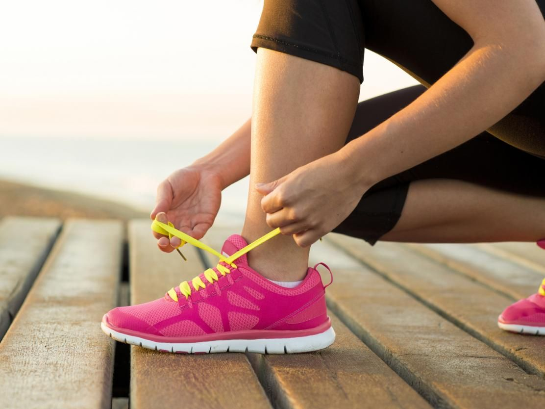 Always injured shop the running trainers that could