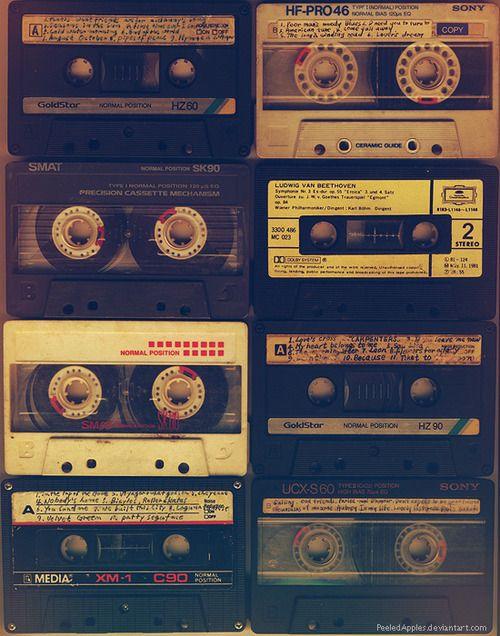 mix tapes moram no meu coração