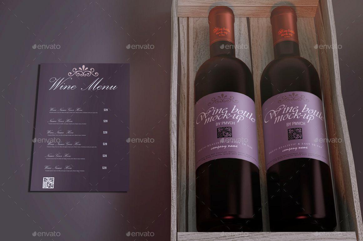 Download Wine Bottle Label Mockups Bottle Labels Wine Bottle Labels Wine Bottle