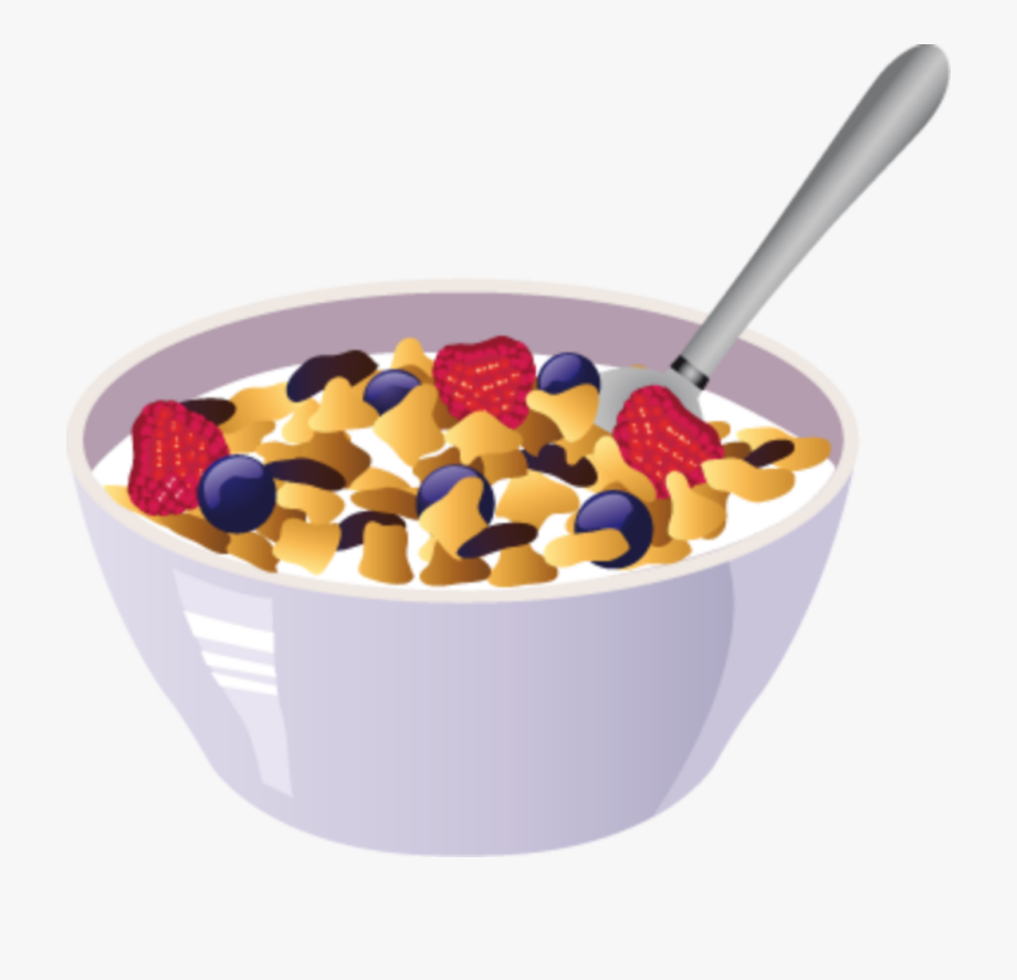 Cereal Colorful Bowl Food Breakfast Food Vector Free Download Is Popular Png Clipart Cartoon Images Explor Food Dog Food Recipes Vector Free Download