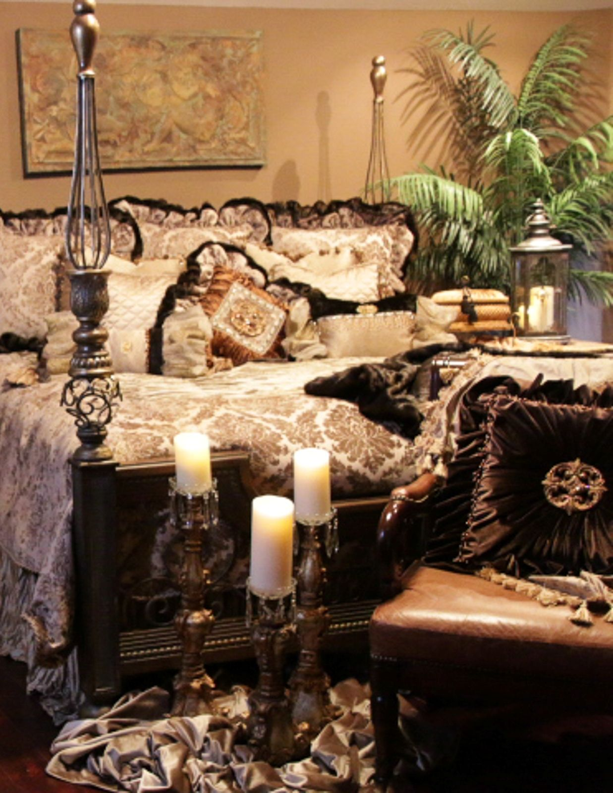 Best Luxury Bedding Customized For Me Tuscan Decorating 640 x 480