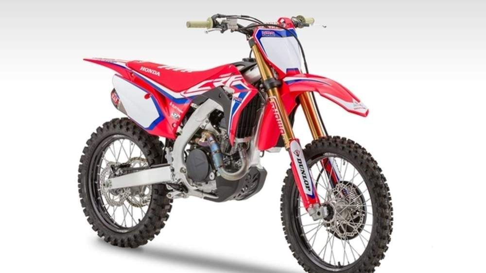 2020 Honda CRF Motocross And OffRoad Models Unveiled