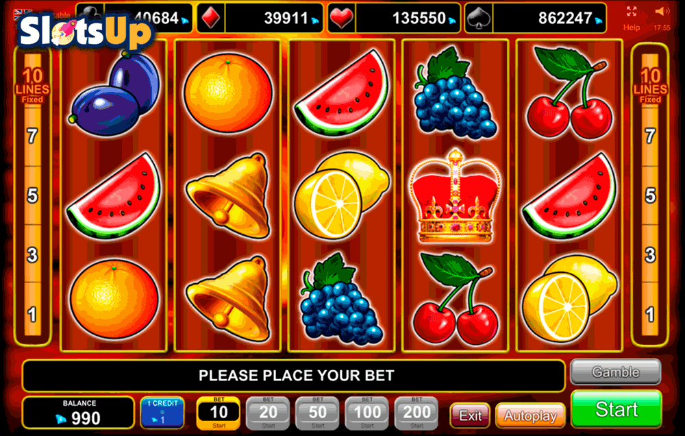 Play slots online android