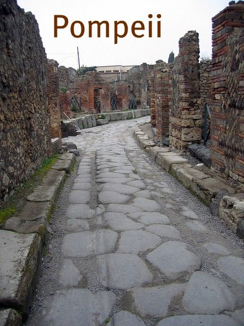 Pompeii Is The Number One Tourist Attraction In Italy The City