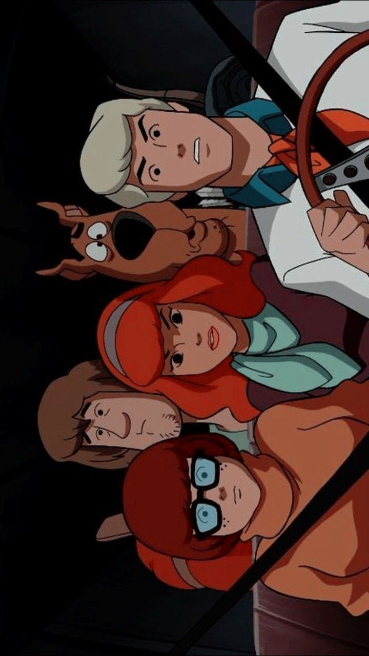 wallpaper, background, wallpaper, scooby doo, S C O O B Y D O O, wallpap ...#background #doo