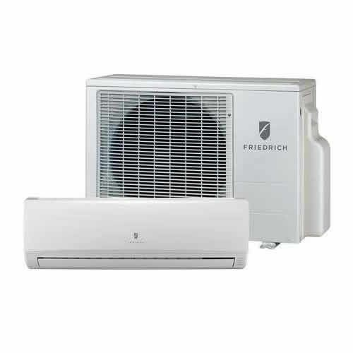 Friedrich 9 000 Btu Single Zone Mini Split With Heat Pump Heat Pump Heat Pump System Air Conditioner Heater