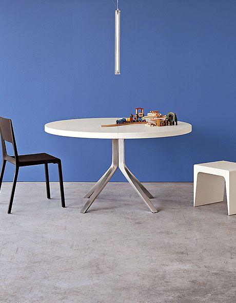 runder Esstisch Oops Esszimmer Pinterest - runder küchentisch weiß