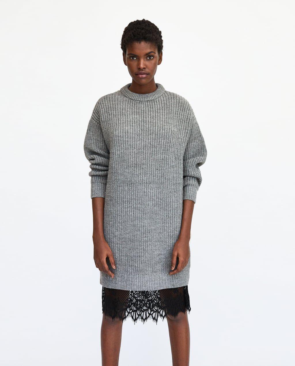 Kleid mit spitze einfarben