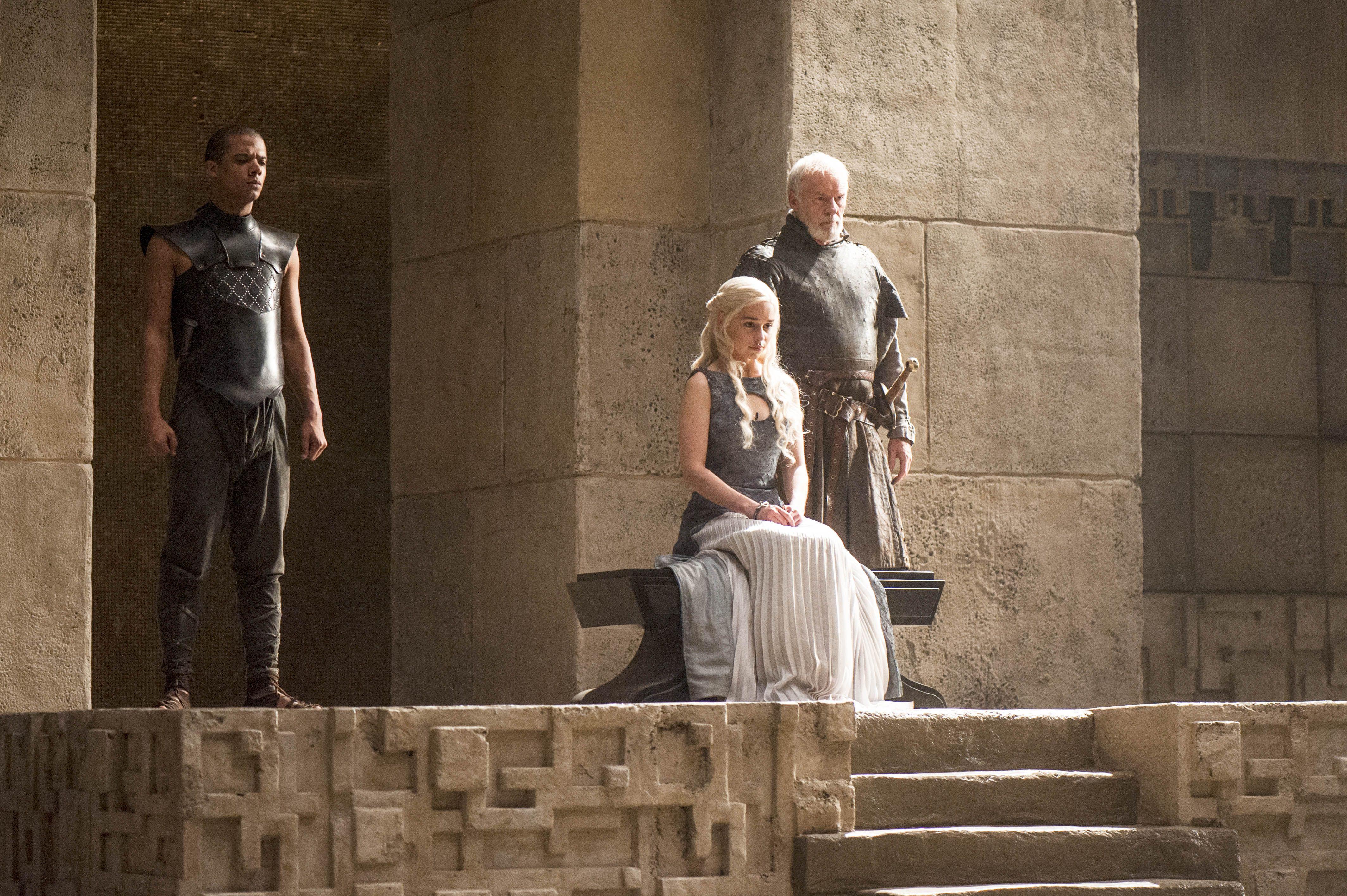 Game of Thrones Season 4 Episode 10 Still Emilia
