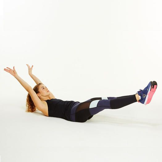 This 30-Minute, No-Equipment Workout Burns a Whopping 250 ...