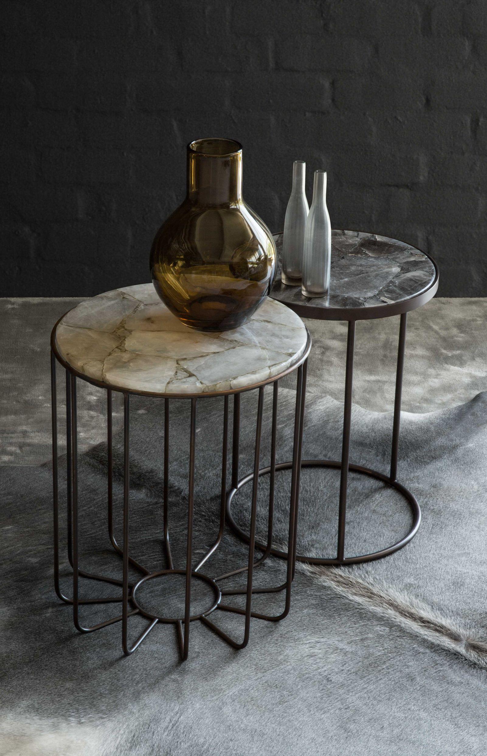 Glassvase Agatetable Mothersday Side Table Side Table Design Furniture [ 2489 x 1602 Pixel ]