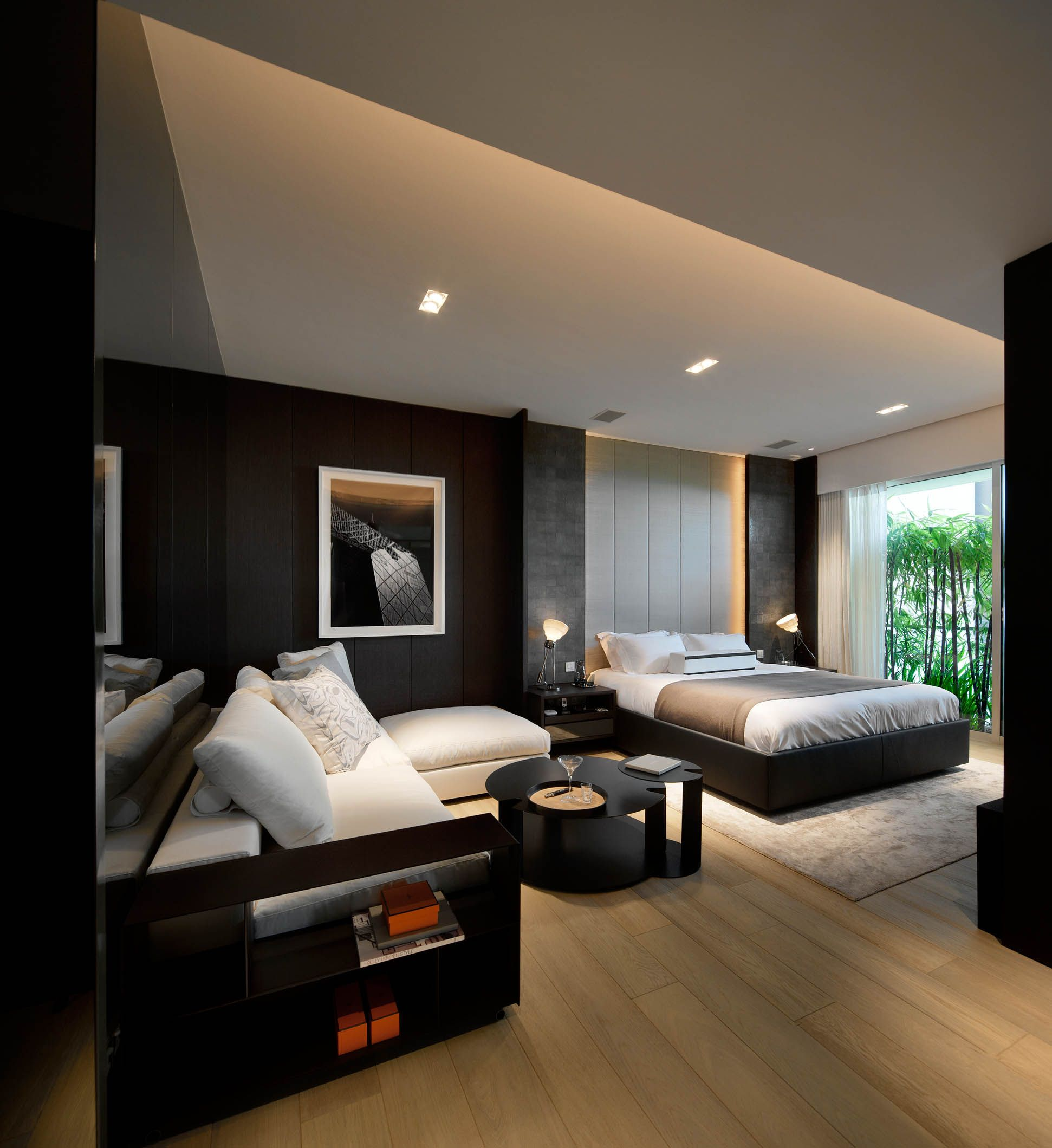 Bedroom Pay Attention To Artificial Lighting Ideas
