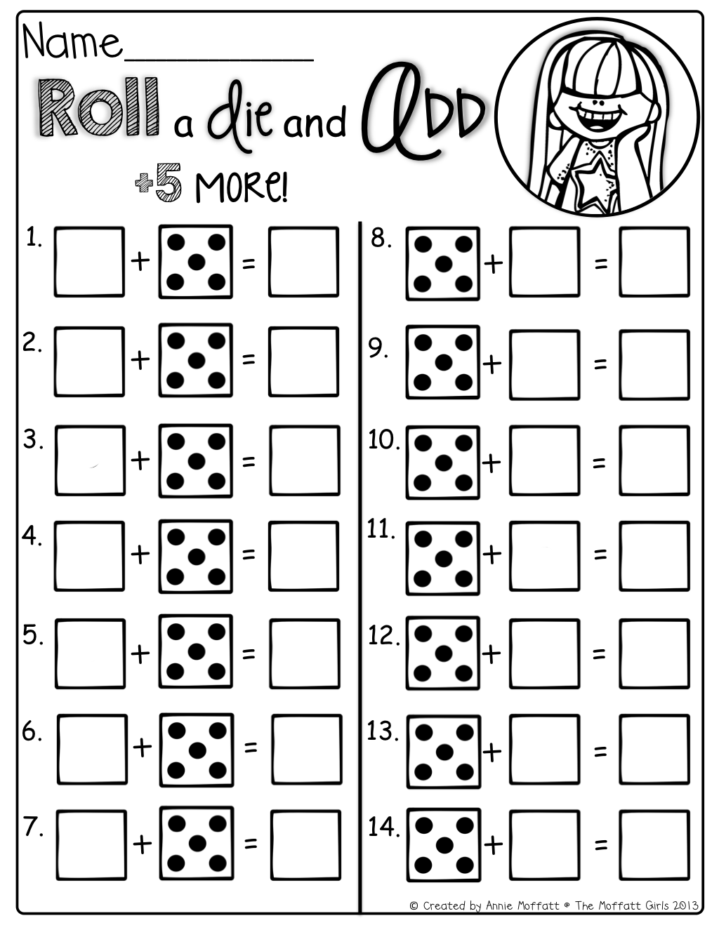 Teach You Kids To Count And Do Maths With This Activity