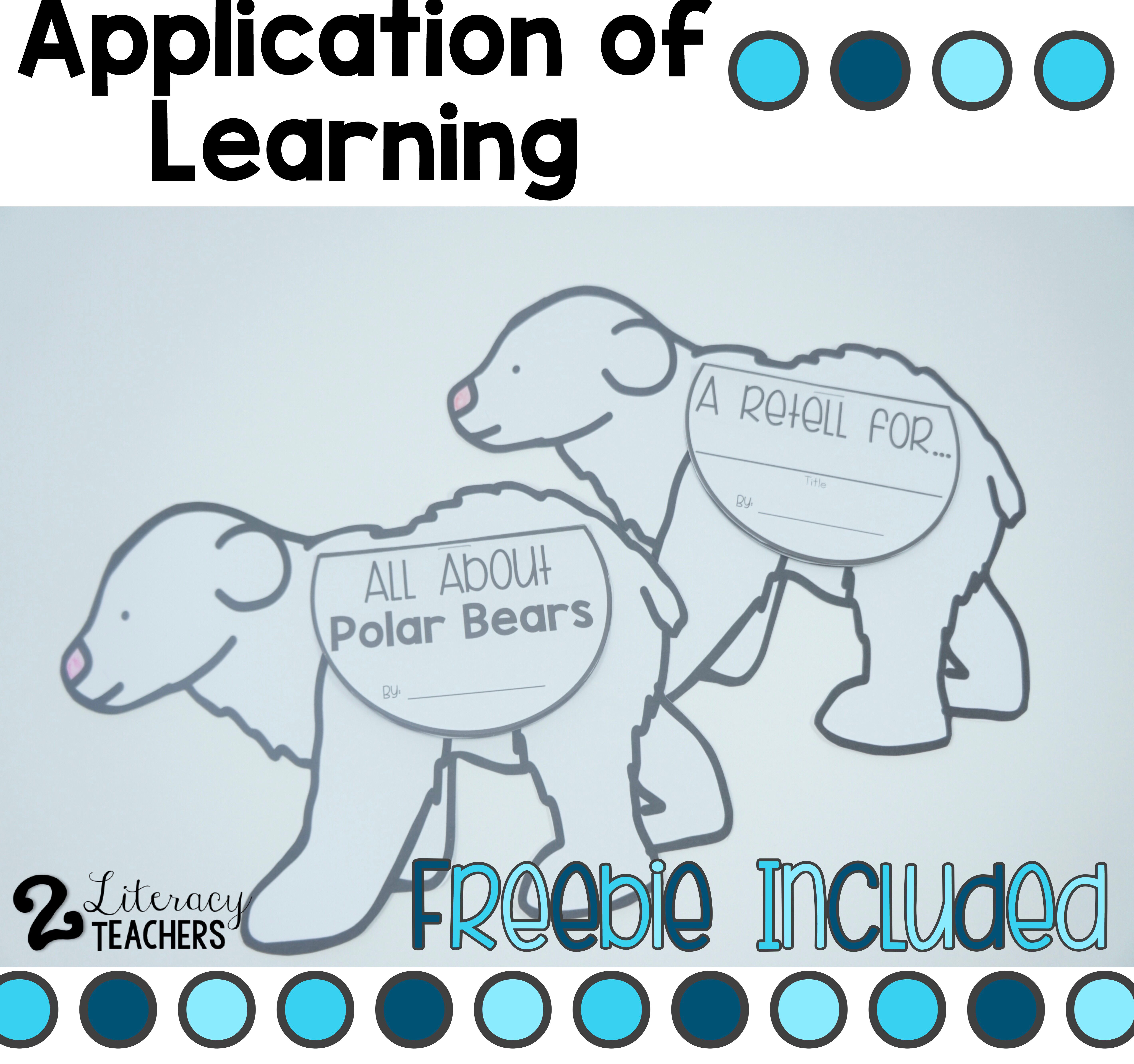 Teaching About Polar Bears With Coordinated