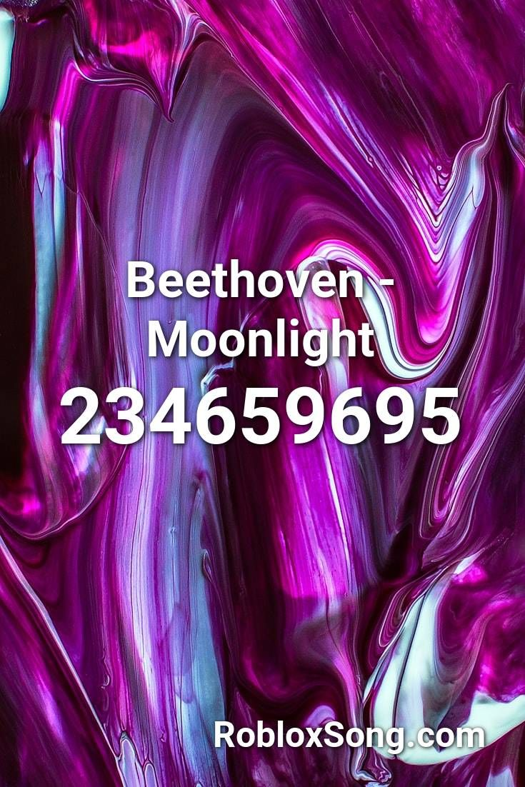 Roblox Moonlight Music Code