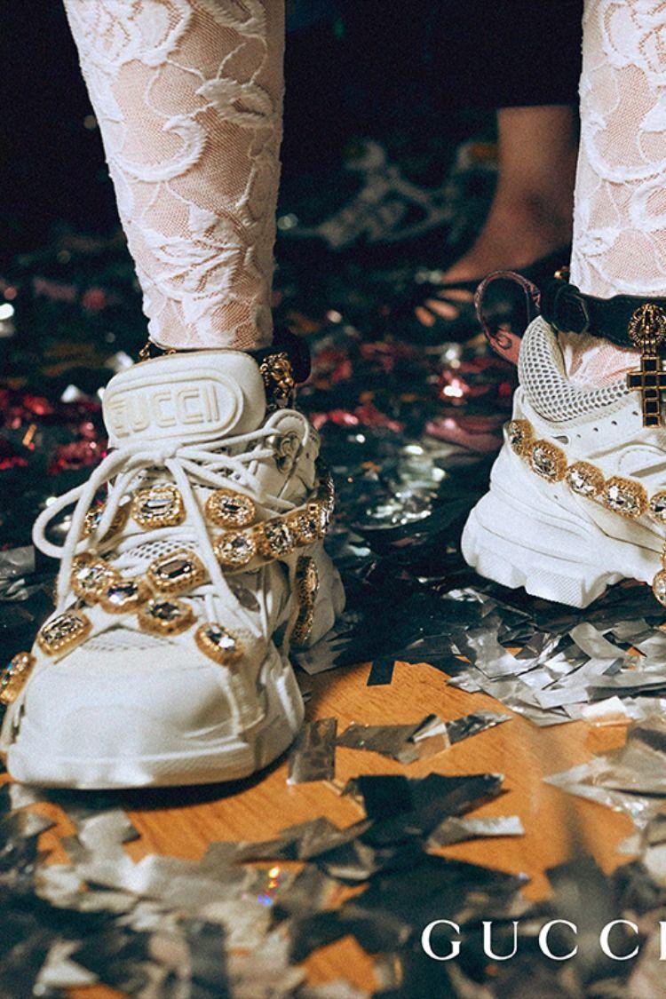 34e005cf78b 2019 的 On the dancefloor of the Gucci Gift campaign