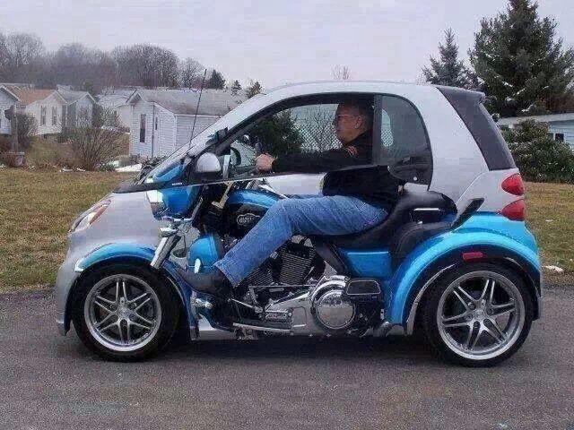 Cool Little Smart Car