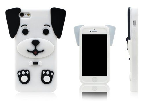 Xcessor Dog Flexible Silicone Case for Apple iPhone 5/5S ... https://www.amazon.co.uk/dp/B00IJG40YE/ref=cm_sw_r_pi_dp_x_d.2jybX6W44HS