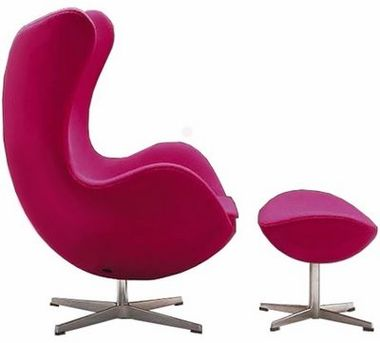 I Have Always Wanted A Hot Pink Egg Chair. I Am Not Usually Into Pink But I  Always Said Pink