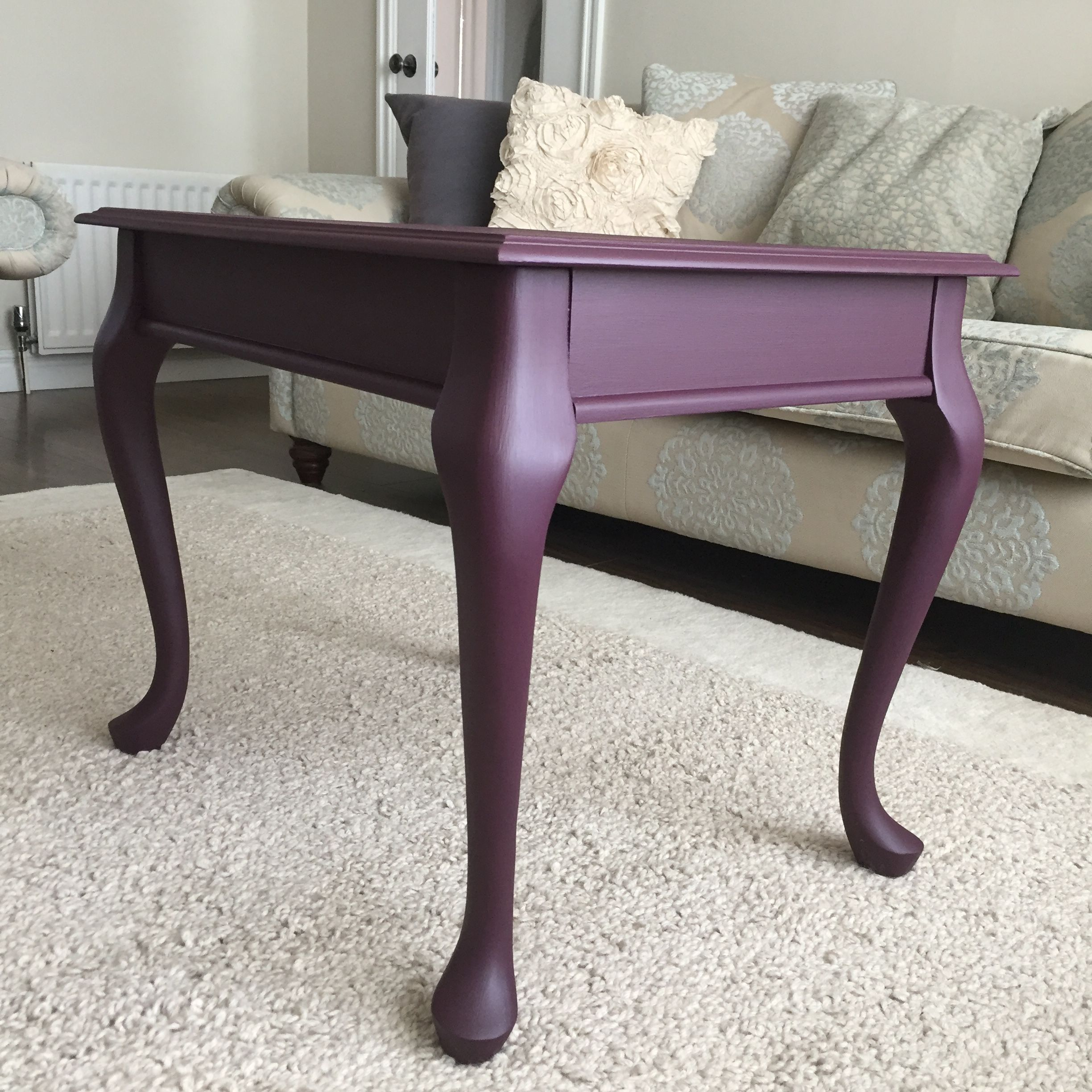 Up-cycled and Reloved by Jo using Autentico Versante Plum. Love it :)
