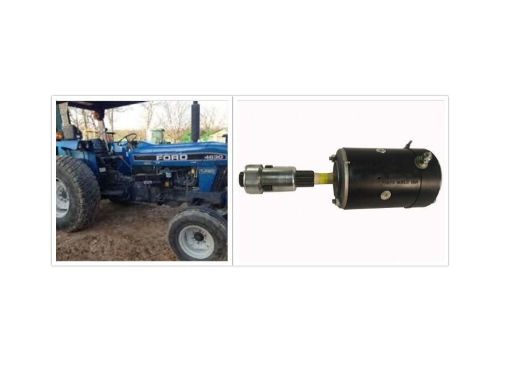 Parts World Usa Which Is An Incomparable Source Of High Quality Engine Parts Of The United States We Take Pride In Offe Starter Motor Ford Tractors Alternator