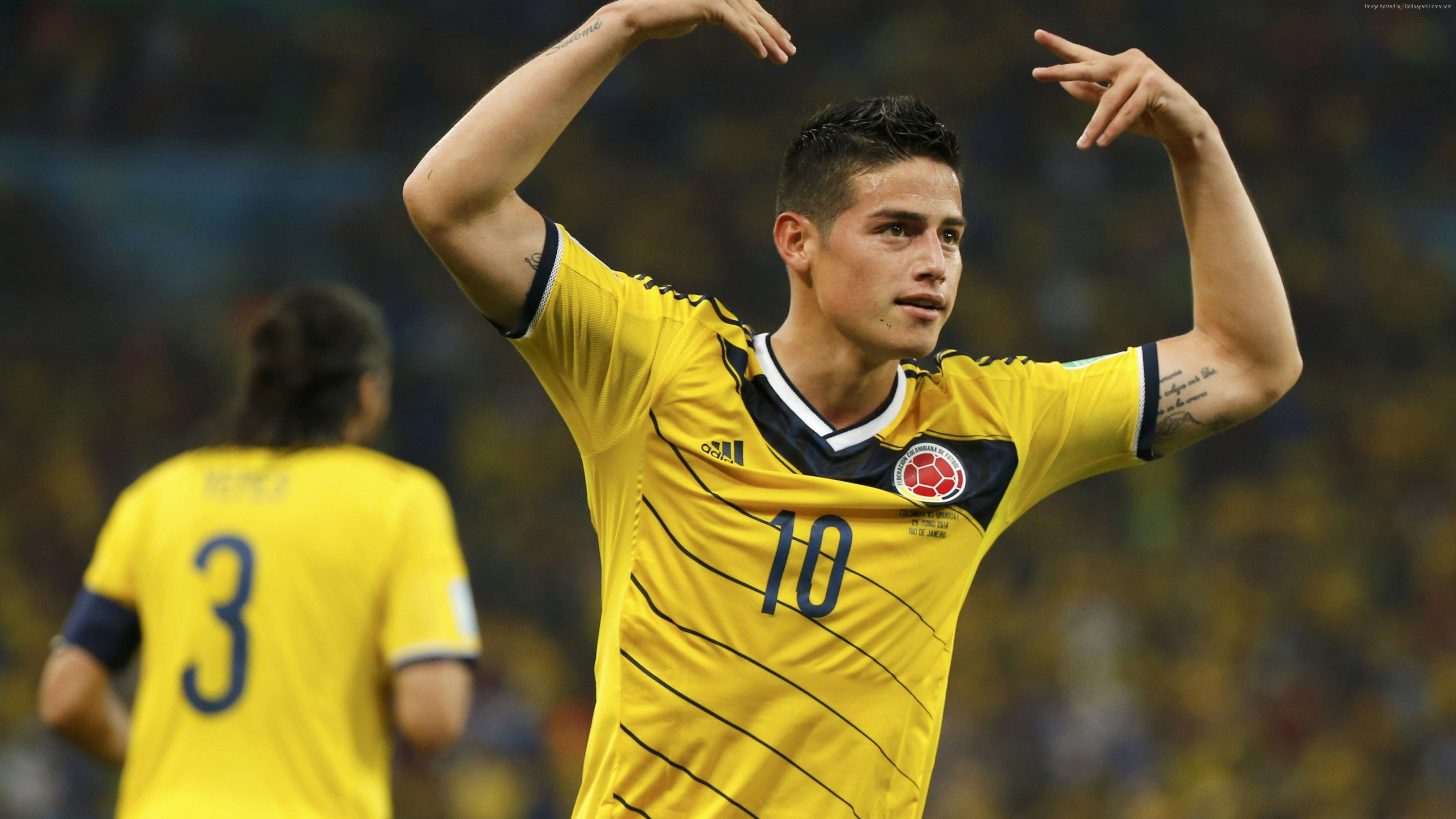 Sport Wallpaper James D Arcy: Wallpaper Football, James Rodríguez, The Best Players 2015