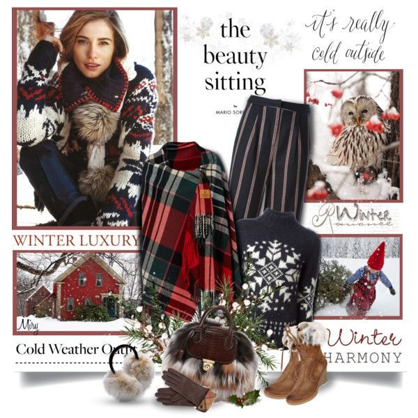 """""""Winter Beauty"""" by thewondersoffashion on Polyvore"""