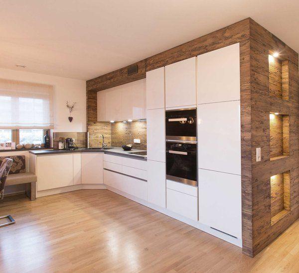 Photo of Cucine moderne alle cucine Gfrerer di Goldegg, Salisburgo