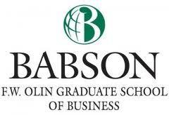 F W Olin Graduate School Of Business Babson College