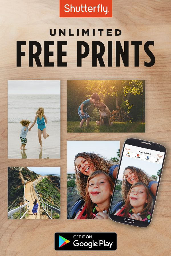 Get Unlimited Free Prints Photo Storage Only On The Shutterfly No