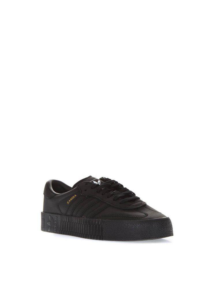 adidas Originals Samba Black Leather