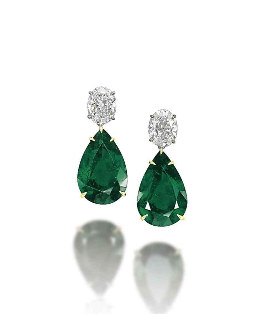 Emerald jewelry pinterest emeralds jewel and diamond