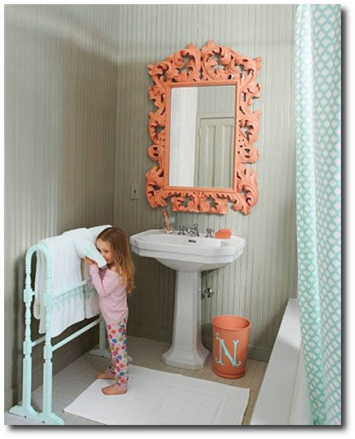 Martha stewart painted bathroom ideas painting ideas - Martha stewart decoracion ...