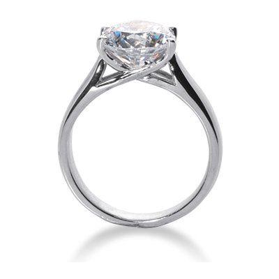 1 karat diamant pris