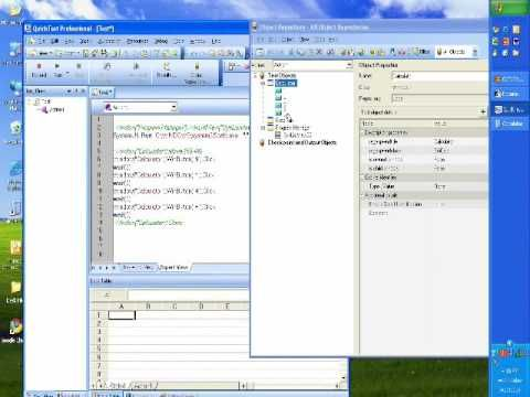 Qtpelearn Pt3 Testing Qtp Tutorial Training Qtp Videos Interview