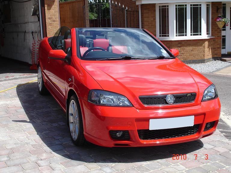 Astra G Cabrio Auto