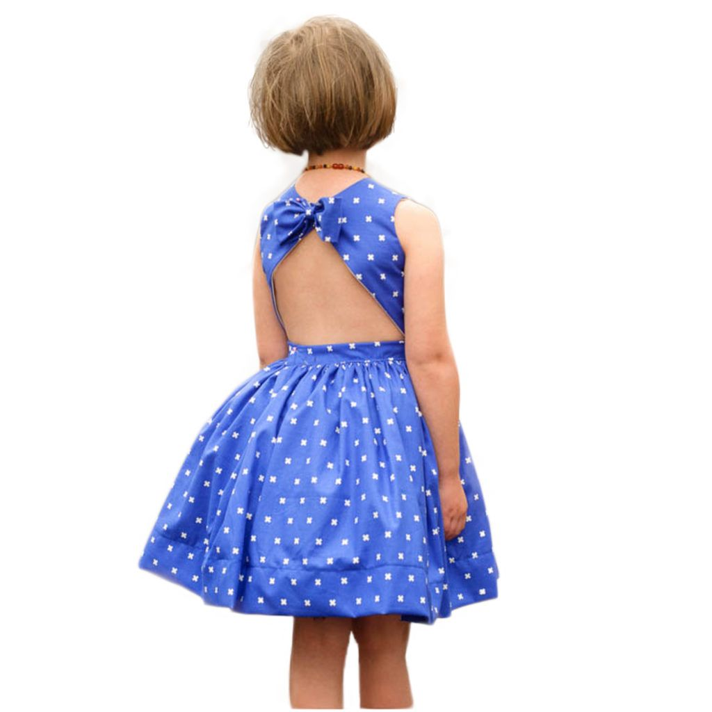 The Appelstroop Dress Sewing Pattern
