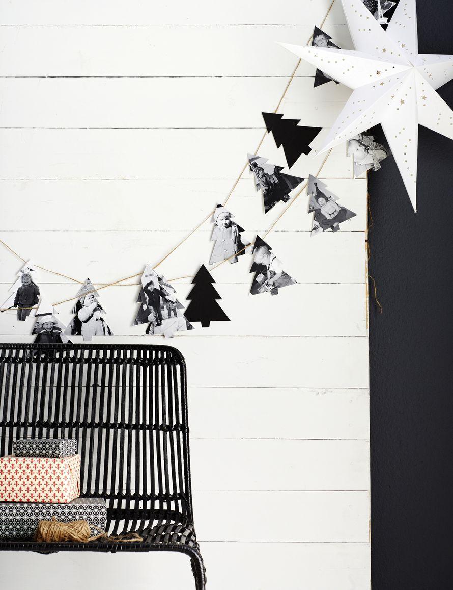 Askartele kuusinauha, jossa vilkkuvat joulumuistot | Kodin Kuvalehti