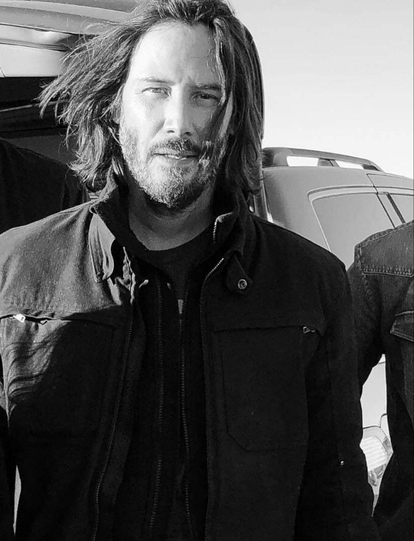 Reeves your such an angel💓 Keanu reeves, Keanu charles