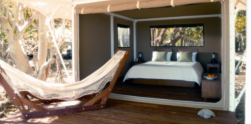 Accommodation | Wilson Island Tents | Great Barrier Reef & Accommodation | Wilson Island Tents | Great Barrier Reef | sleep ...