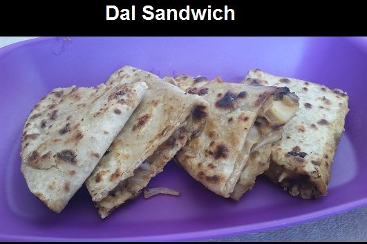 Dal chapati sandwich is another leftover food recipe done for dal chapati sandwich is another leftover food recipe done for breakfast the dal cooked for forumfinder Choice Image