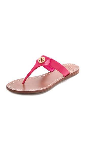 72968c4c1ae55 Tory Burch Cameron Thong Sandals