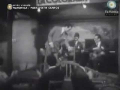 Para Vestir Santos - Leopoldo Torre Nilsson (1955) - YouTube