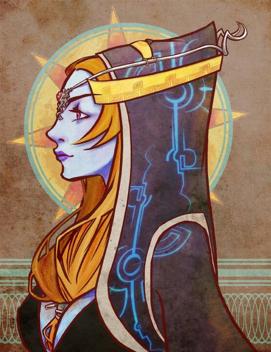Midna/ True Form - The Legend of Zelda: Twilight Princess   The ...