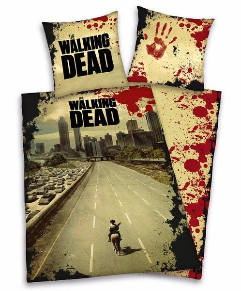 Funda nórdica The Walking Dead Serie